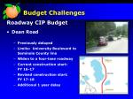 budget challenges42