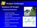 budget challenges43