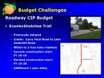budget challenges44