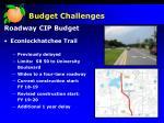 budget challenges45