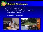 budget challenges49