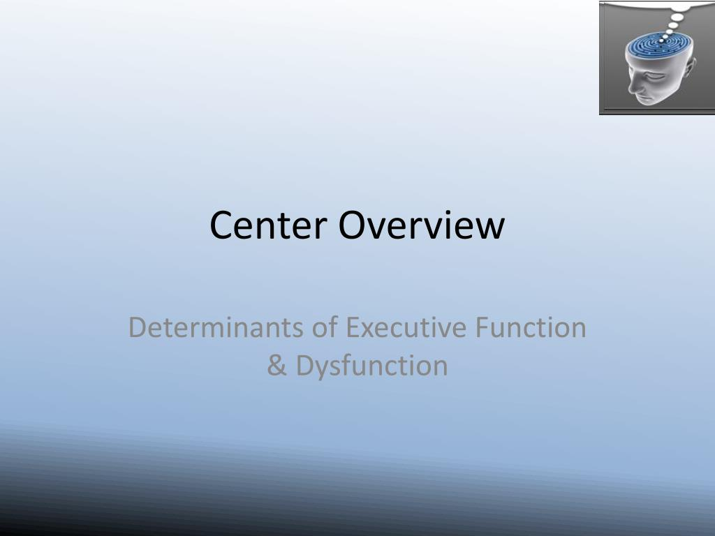 center overview l.