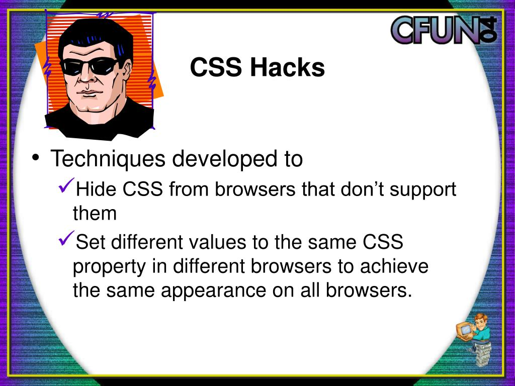 CSS Hacks