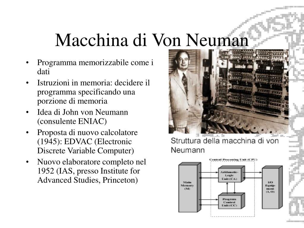 Macchina di Von Neuman