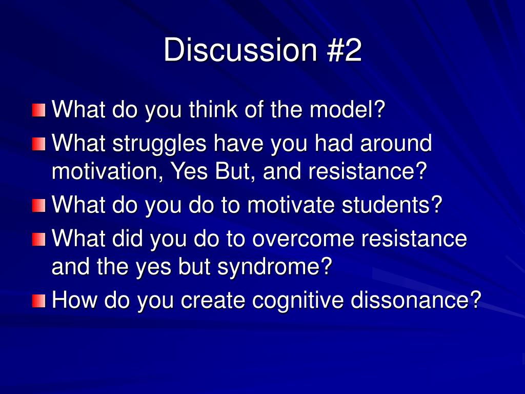 Discussion #2