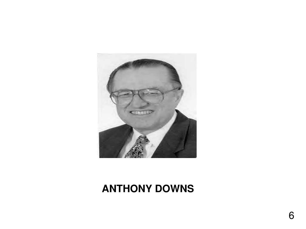 ANTHONY DOWNS