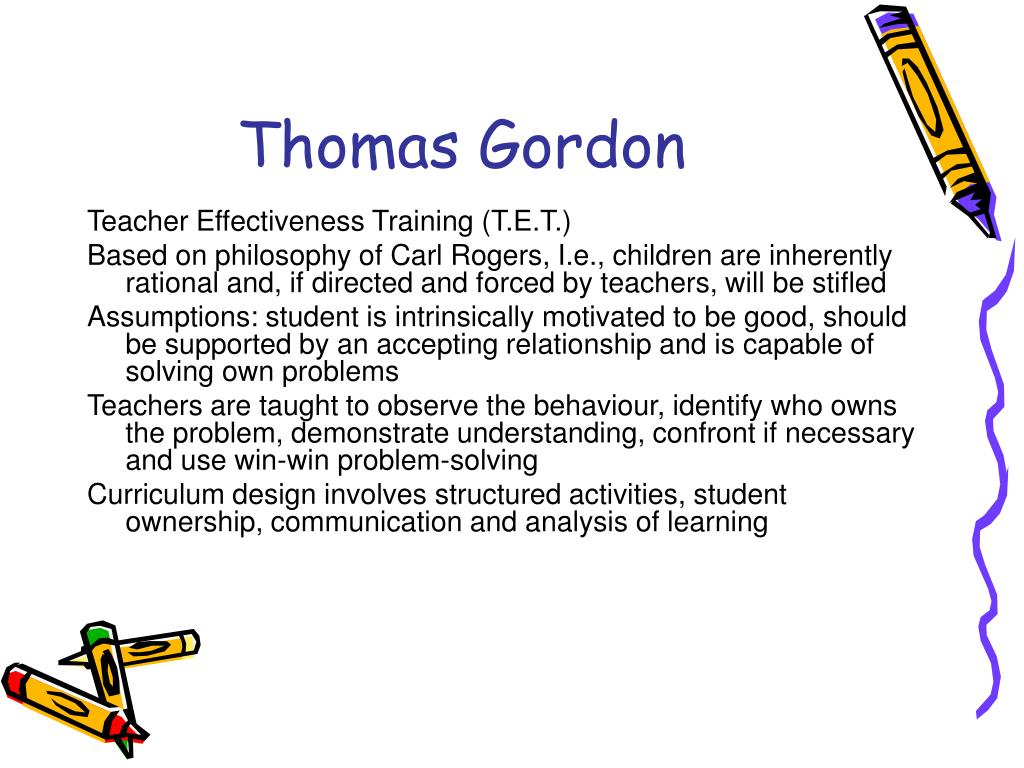 Thomas Gordon