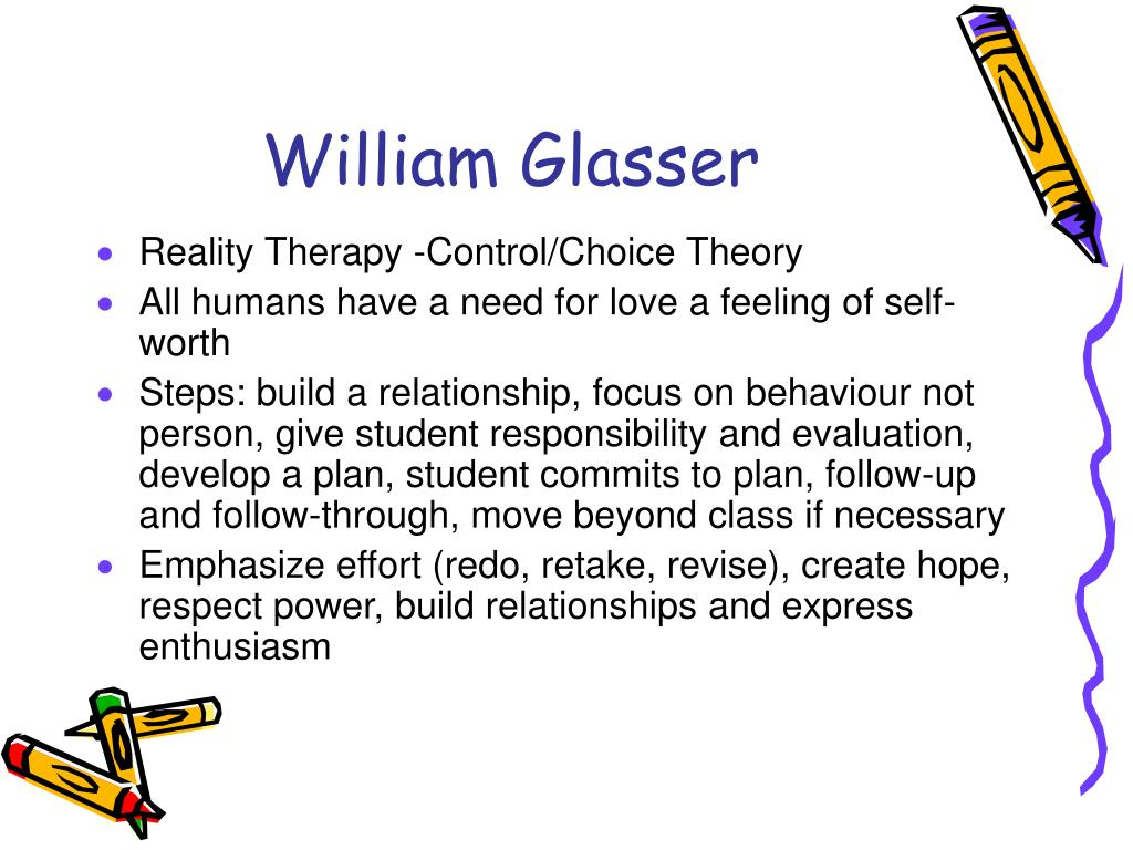 William Glasser