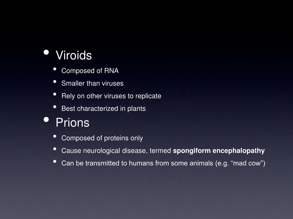 Viroids