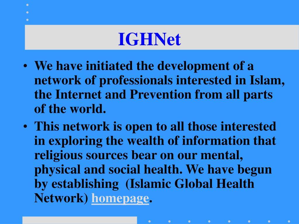 IGHNet
