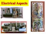 electrical aspects
