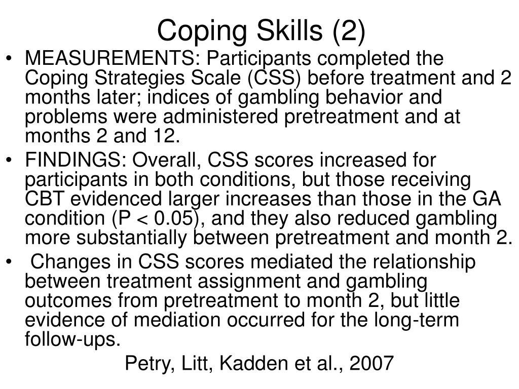 Coping Skills (2)