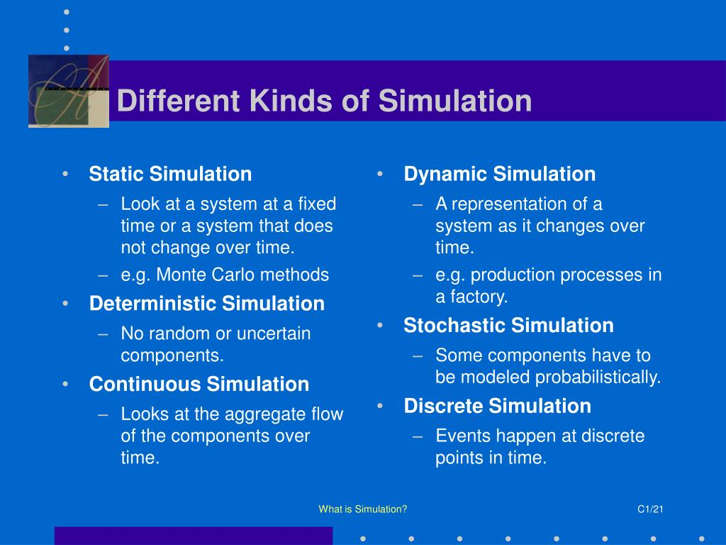 Static Simulation