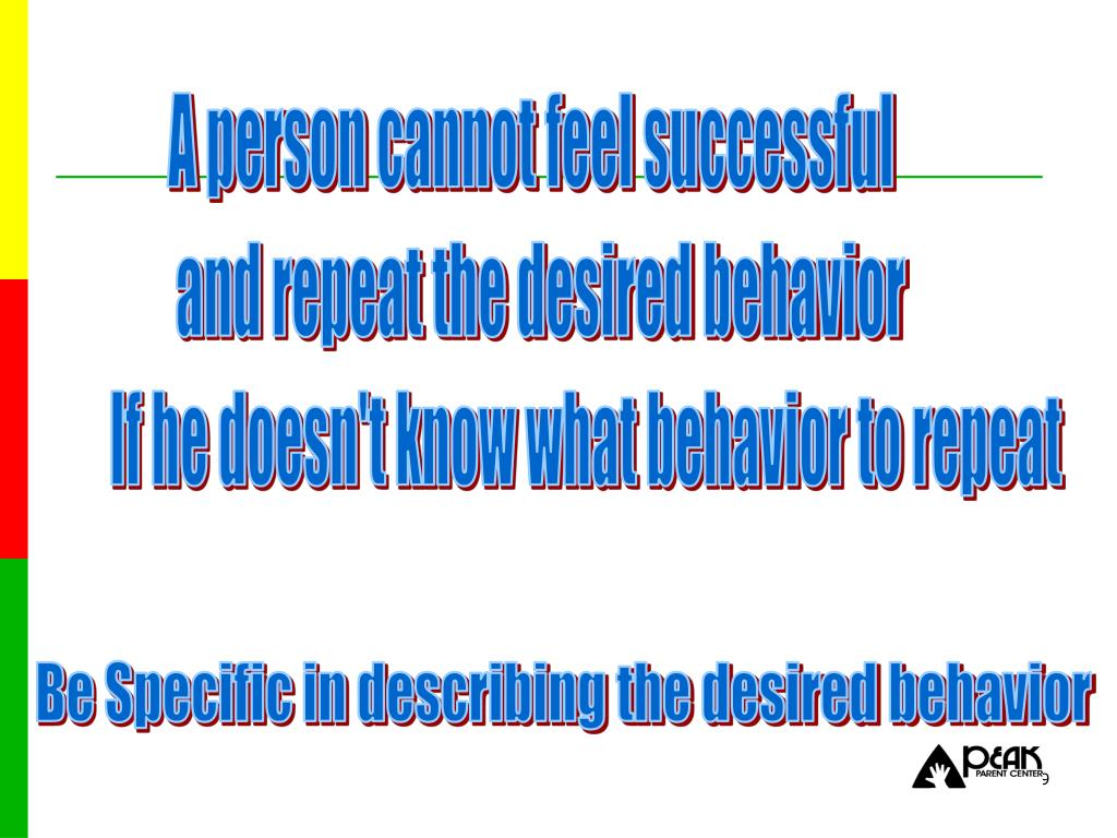 A person cannot feel successful