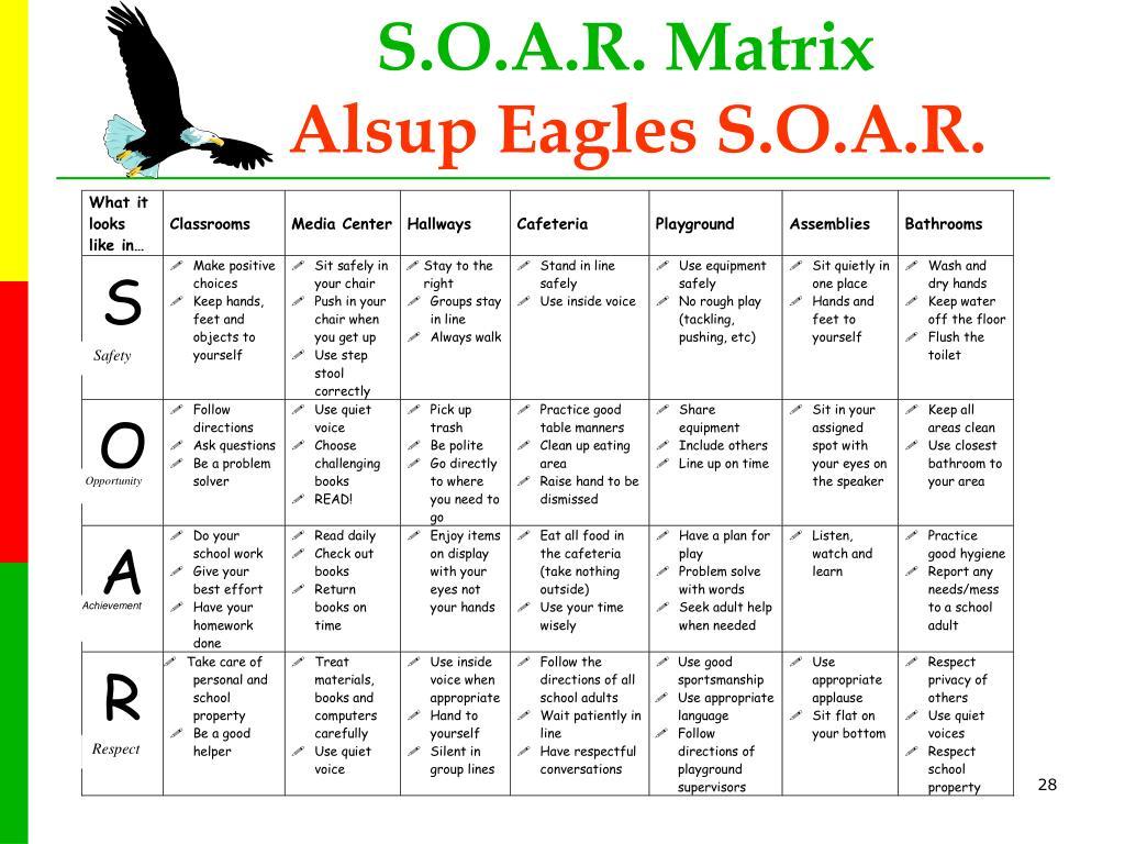 S.O.A.R. Matrix