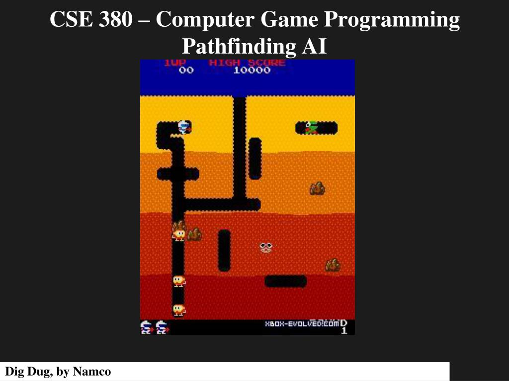 CSE 380 – Computer Game Programming