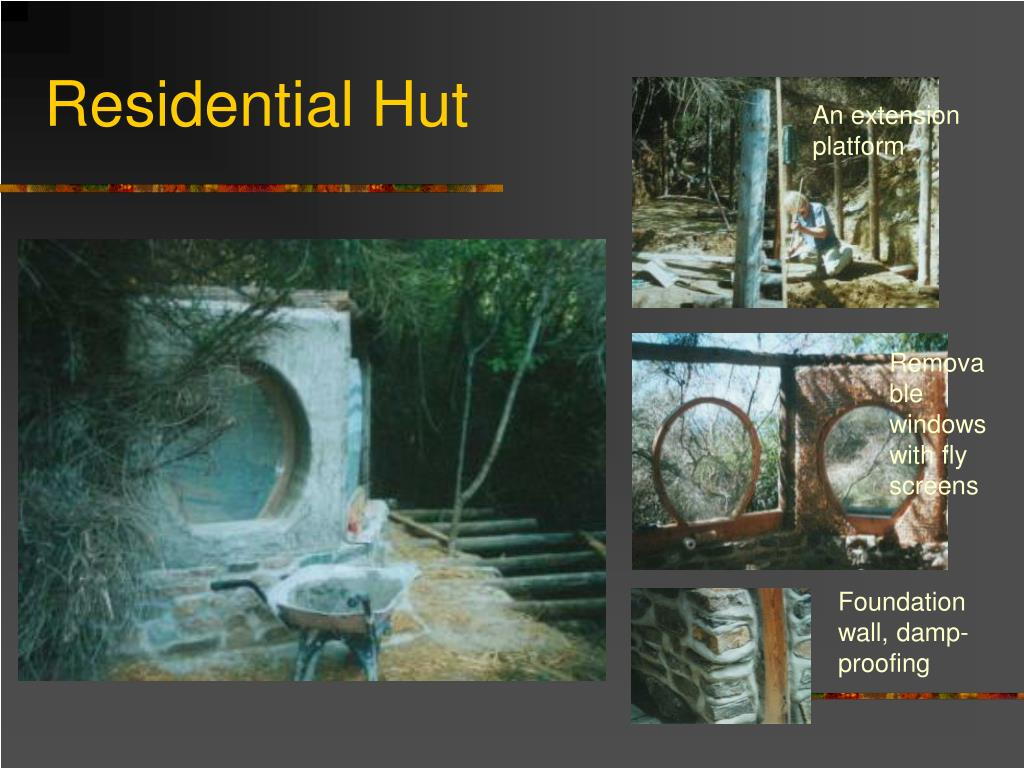 Residential Hut