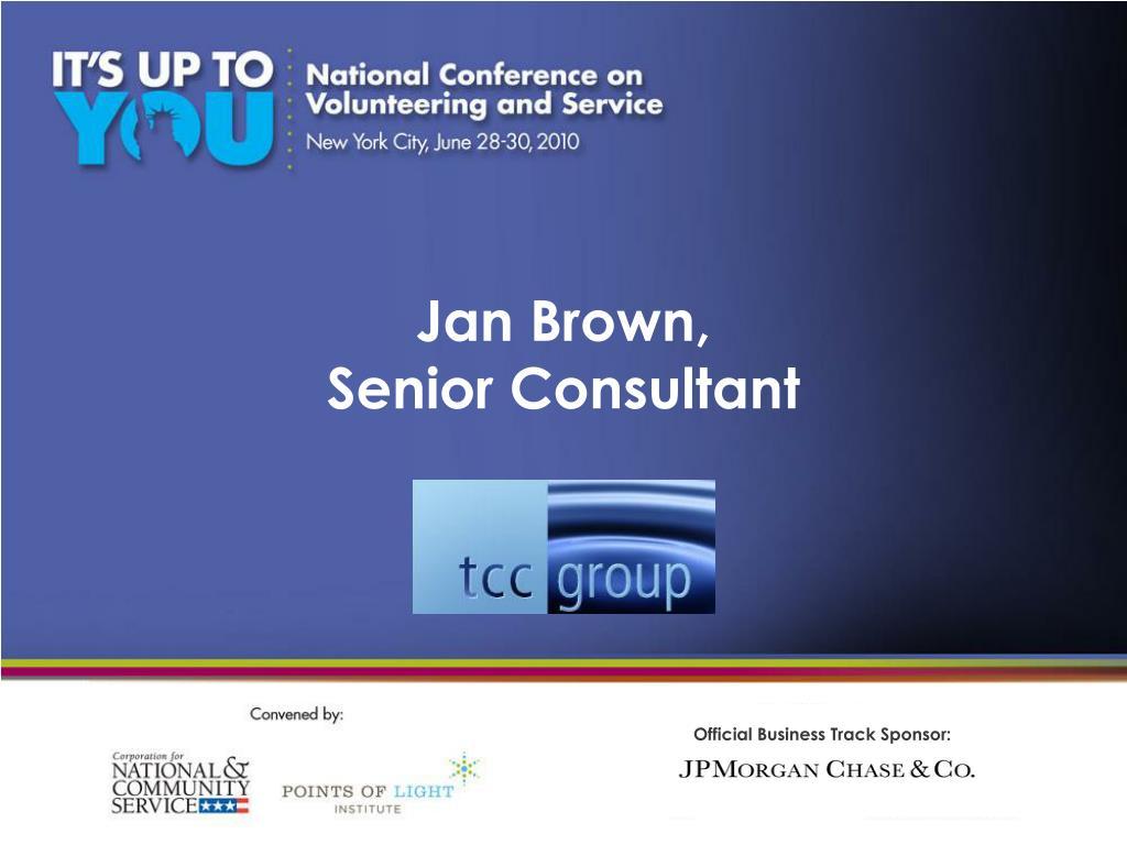 Jan Brown,