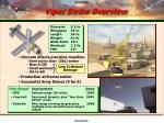 viper strike overview