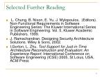 selected further reading71