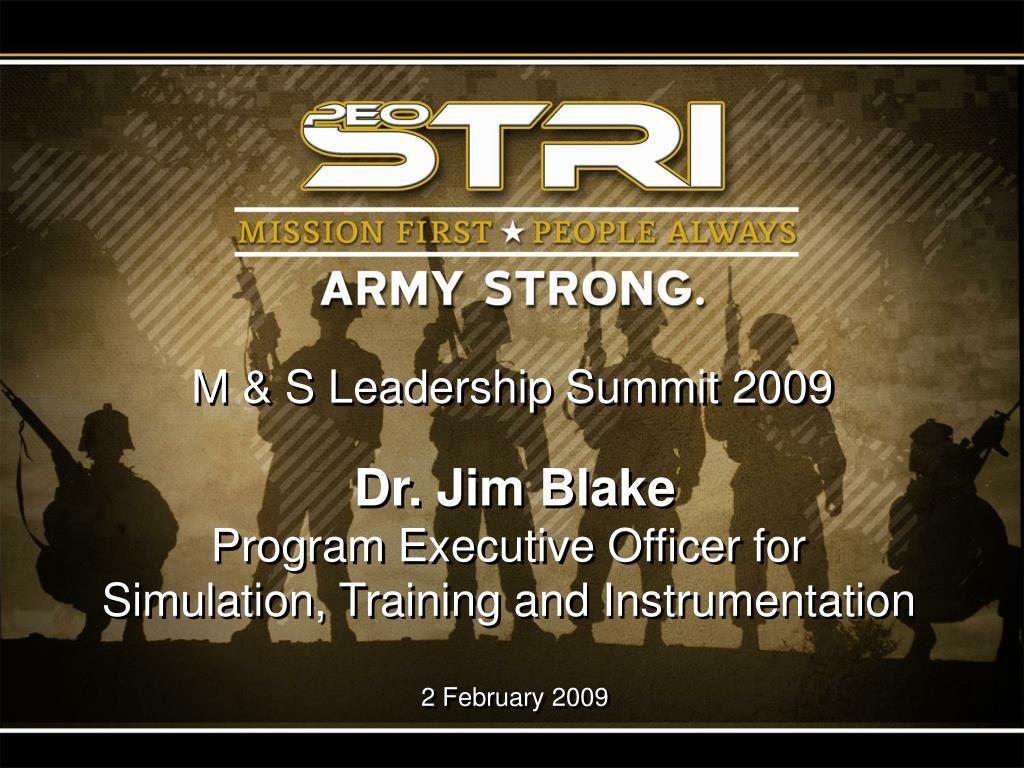 M & S Leadership Summit 2009
