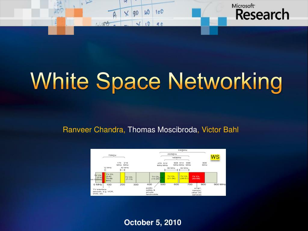 white space networking