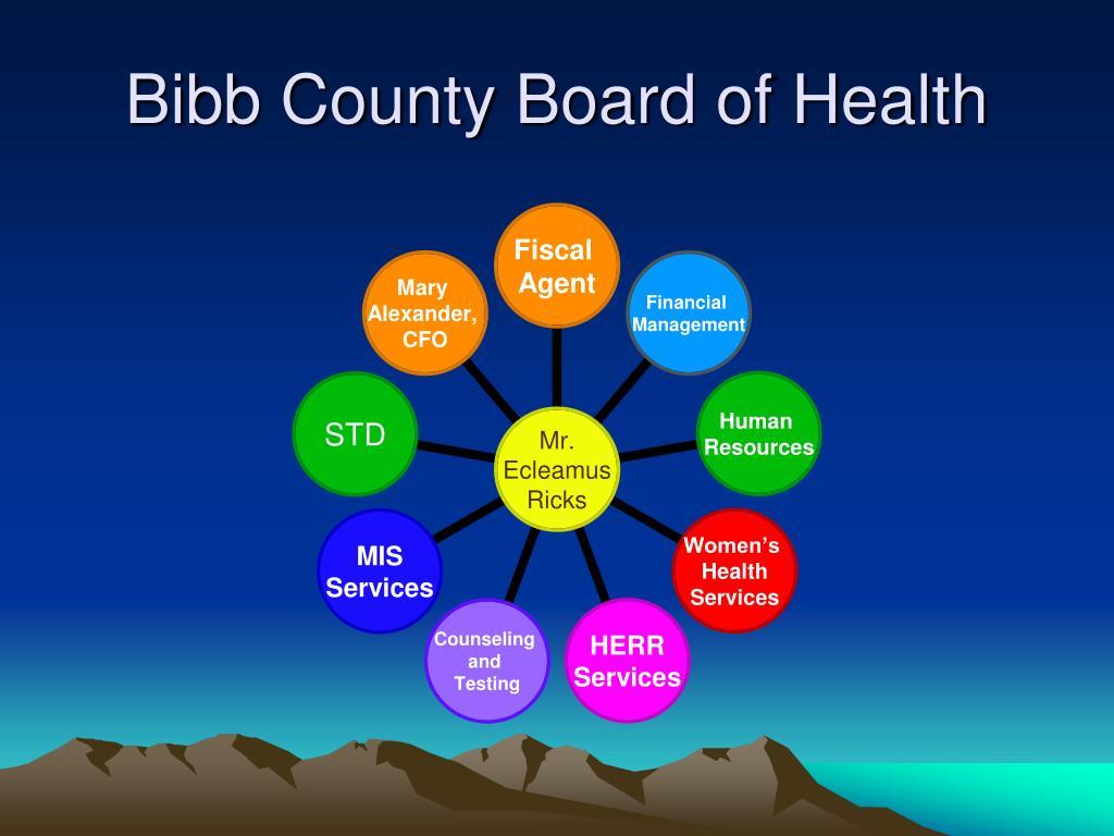 Bibb County Board of Health