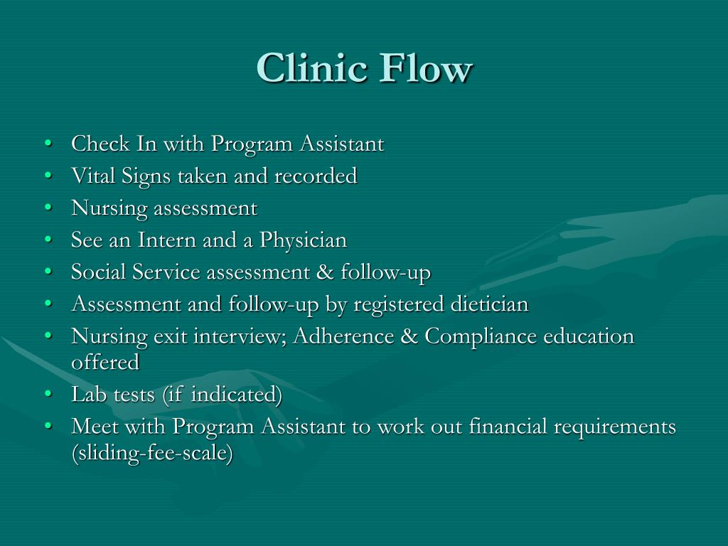 Clinic Flow