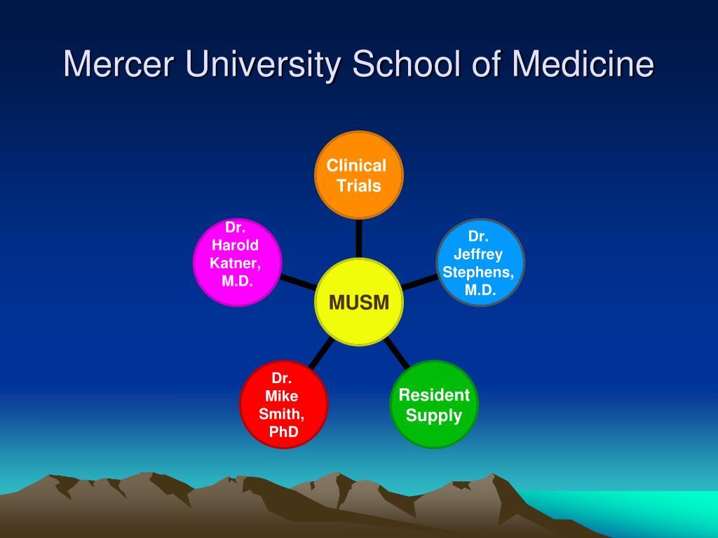 Mercer University School of Medicine