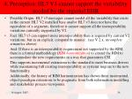 4 perception hl7 v3 cannot support the variability needed by the regional ehr