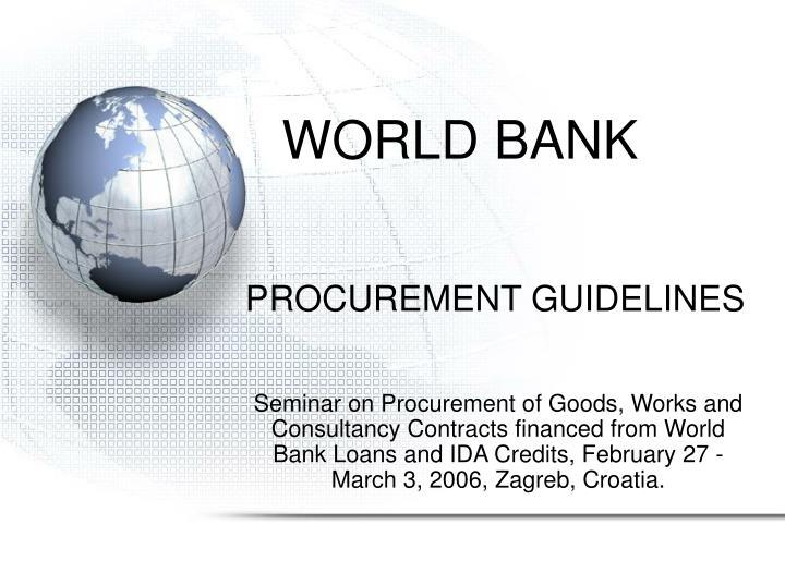 world bank n.