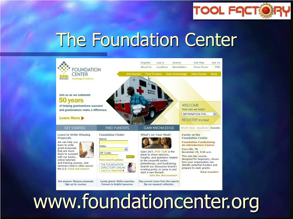 The Foundation Center