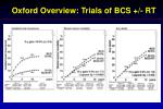 oxford overview trials of bcs rt