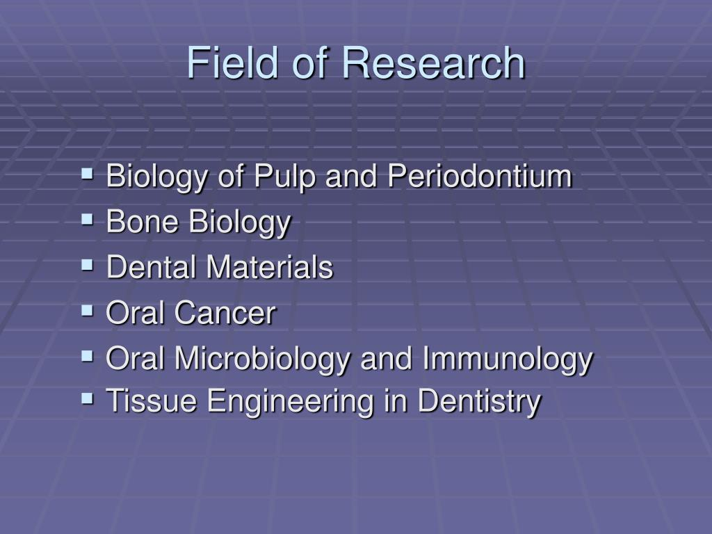 Biology of Pulp and Periodontium