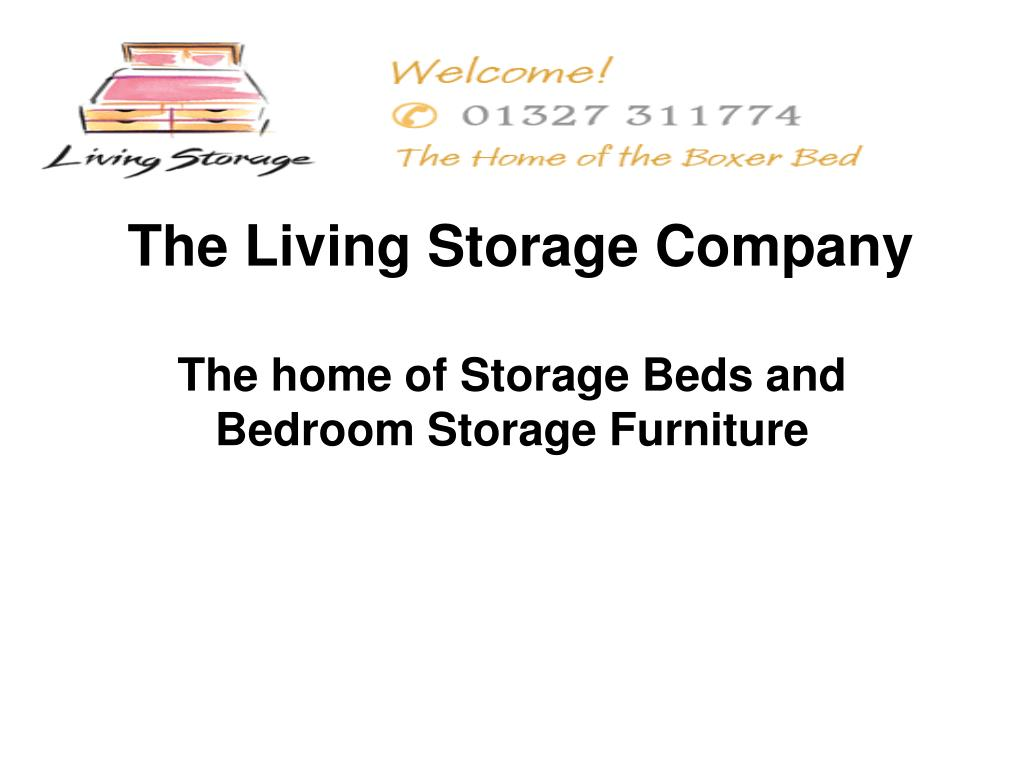 the living storage company l.