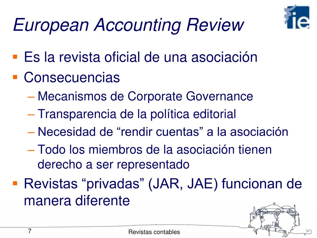 European Accounting Review