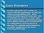 case examples31