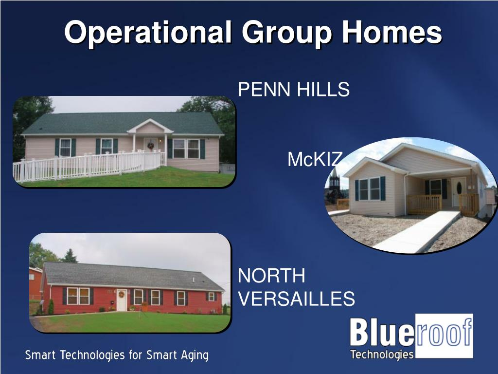 Operational Group Homes
