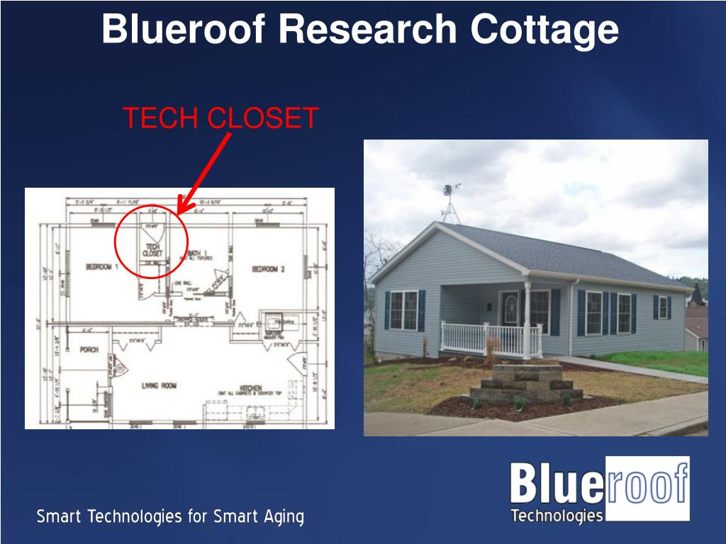 Blueroof Research Cottage