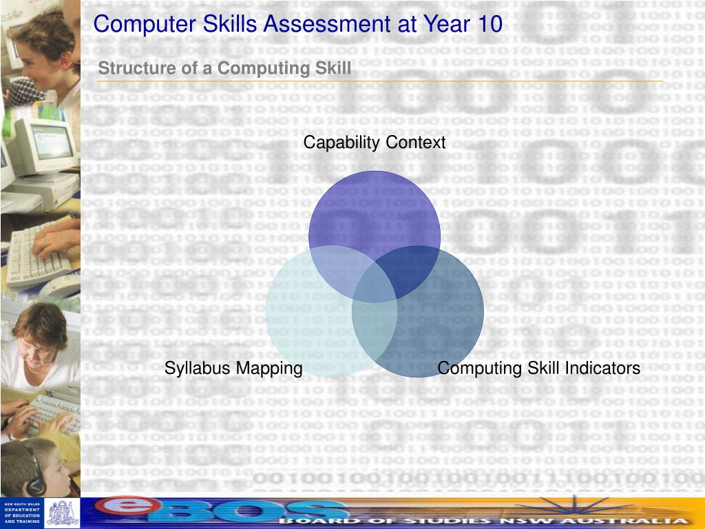 Structure of a Computing Skill