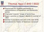 thomas nast 1840 1902