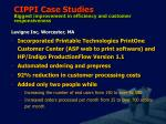 cippi case studies biggest improvement in efficiency and customer responsiveness9