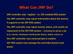 what can jmf do