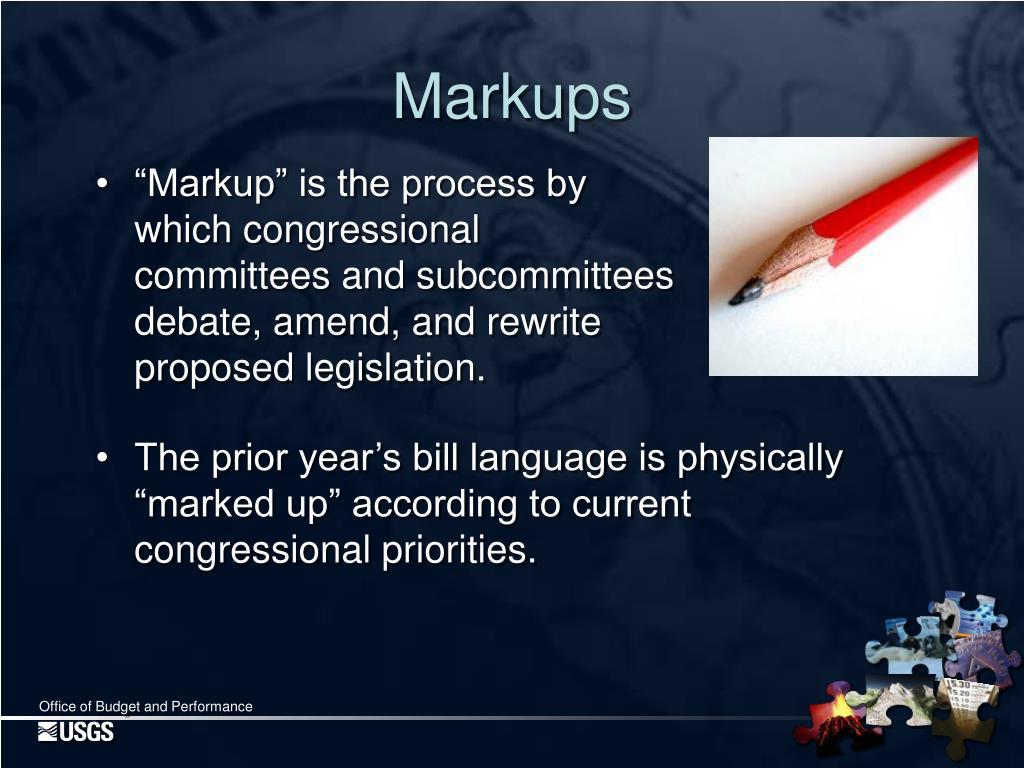 Markups