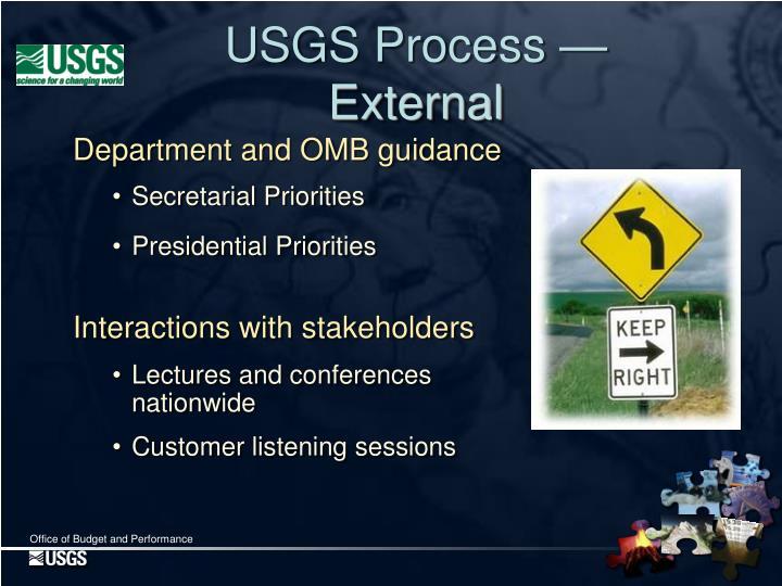 Usgs process external