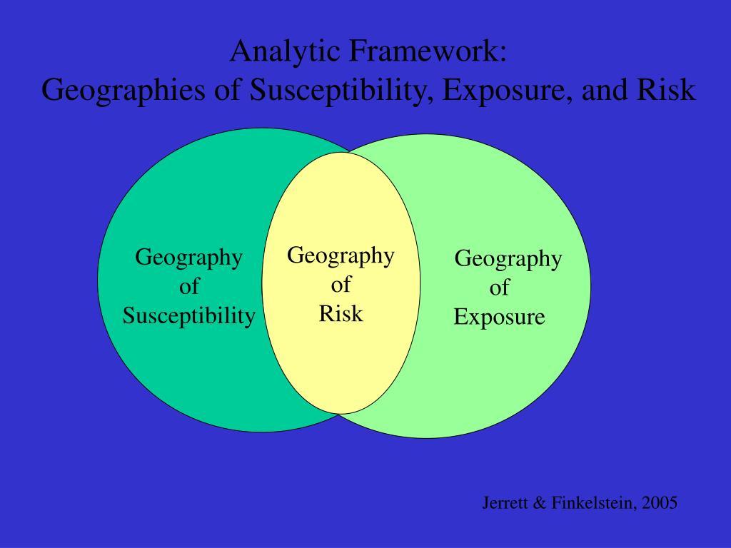 Analytic Framework: