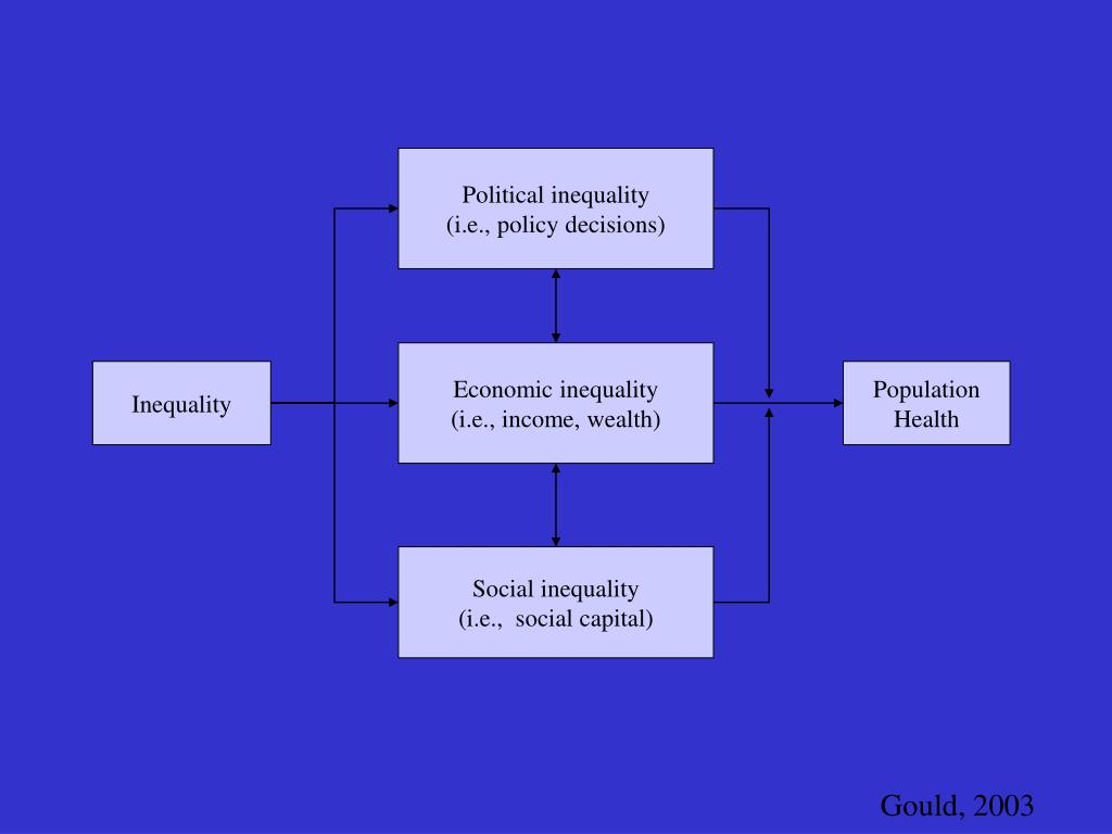 Political inequality