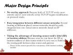 major design principle18