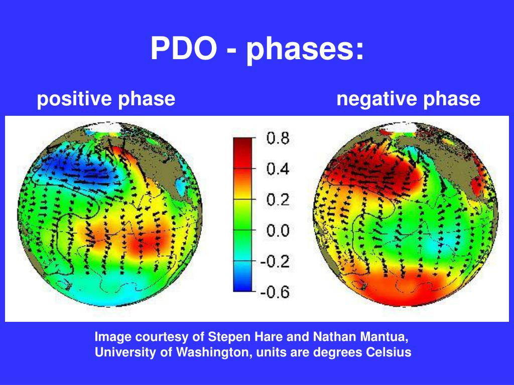 PDO - phases: