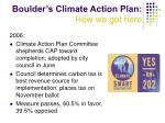 boulder s climate action plan how we got here13